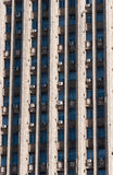 Moscou, Rússia - 09 21 2015 O Ministério dos Negócios Estrangeiros da Federação Russa Detalhe da fachada imagens de stock