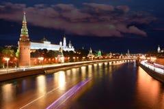 Moscou, Russie 09 29 2018 Moscou Kremlin, remblai a de Kremlin photo stock