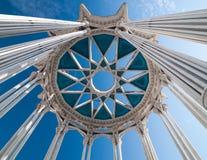 MOSCOU, RUSSIE - 20 MAI 2009 : Pavillon Photographie stock libre de droits