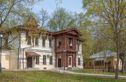 Moscou, Russie Siècles du manoir XVIII-XIX photos stock