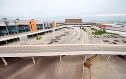 Aéroport de Sheremetyevo Photographie stock libre de droits