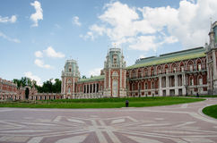 MOSCOU, TSARITSINO Photographie stock libre de droits