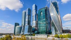 «Moscou-ville» Photo libre de droits