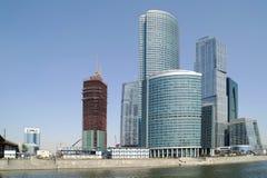 Moscovo-Cidade Imagem de Stock