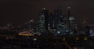 Moscovo-cidade, Rússia E Vista aérea 4K vídeos de arquivo