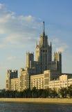 Moscovo elevada Fotografia de Stock