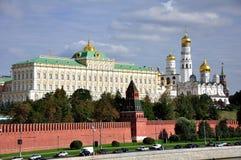 A Moscovo Kremlin. Fotos de Stock