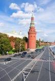 Moscovo Kremlin Fotografia de Stock