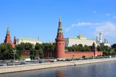 A Moscovo Kremlin Imagem de Stock