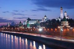 Moscovo Kremlin Imagens de Stock