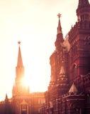 Moscovo, Kremlin Imagem de Stock Royalty Free