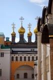 Moscovo Kremlin, igreja de colocar nosso Ladyâs Ho Fotografia de Stock