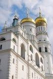 Moscovo Kremlin, Ivan a grande Sino-Torre Imagens de Stock Royalty Free