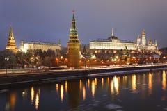 Moscovo Kremlin, Rússia. imagens de stock royalty free