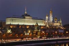 Moscovo Kremlin, Rússia. imagens de stock