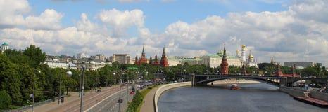 A Moscovo Kremlin.Russia Fotografia de Stock