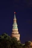 Moscovo Kremlin. Torre Fotografia de Stock Royalty Free