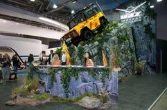 Moscovo MotorShow internacional setembro 8.2012 Imagem de Stock Royalty Free