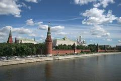 Moscovo o Kremlin imagem de stock