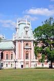 Moscovo, palácio de Tsaritsino Imagens de Stock Royalty Free