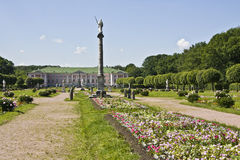 Moscovo, palácio Kuskovo Foto de Stock
