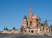 Moscovo, quadrado vermelho Fotos de Stock