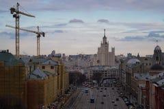 Moscovo, Rússia Fotos de Stock
