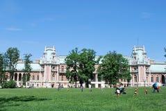 moscow Парк Tsaritsyno Стоковое Изображение RF