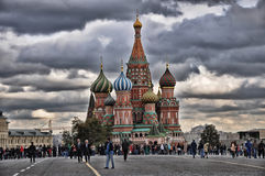 moscow Россия Стоковое фото RF