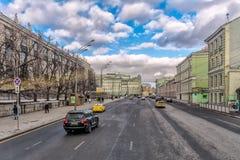 moscow стоковая фотография