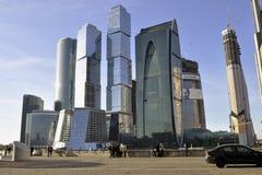 город moscow Стоковая Фотография