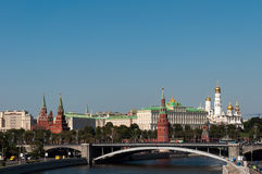 Moscow Royaltyfri Bild
