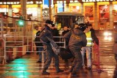 Moscow 4 december Stock Photos