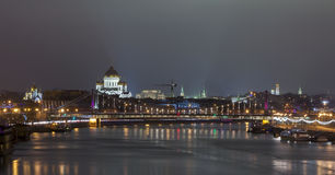Moscow1 Foto de Stock Royalty Free