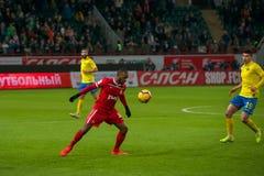 Midfielder Manuel Fernandes 4 on the soccer game