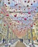 Moscow, Arbat royalty free stock photos