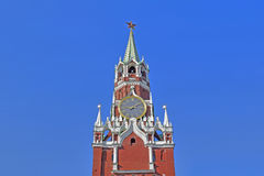 Moscow. Architecture, which is striking in its beauty / Moscow, RUSSIA Royalty Free Stock Photo