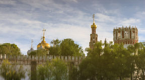 Moscow attractions Stock Images