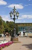 Moscow, Pushkinskaya square Royalty Free Stock Photo