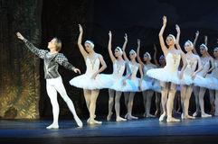 Moscow ballet company Stock Image