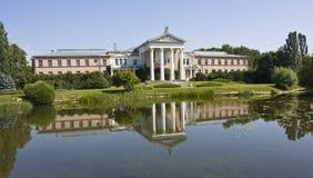 Moscow, Botanic gardens Stock Photography