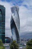 Moscow is the capital of Russia Stock Photo