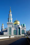 Moscow Cathedral mosque Stock Photography