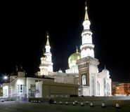Moscow Cathedral Mosque, Russia -- the main mosque in Moscow Stock Photos