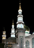 Moscow Cathedral Mosque, Russia -- the main mosque in Moscow Royalty Free Stock Image