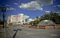 Moscow Centre Stock Photos