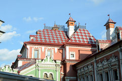 Moscow Chamber of the Yusupov in the Small Kharitonievsky Lane Royalty Free Stock Photography