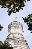 Moscow. Church of the Beheading of St. John tt in Kolomenskoye Royalty Free Stock Image