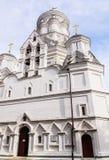 Moscow. Church of the Beheading of St. John tt in Kolomenskoye Royalty Free Stock Images