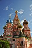 Moscow church Royalty Free Stock Photography